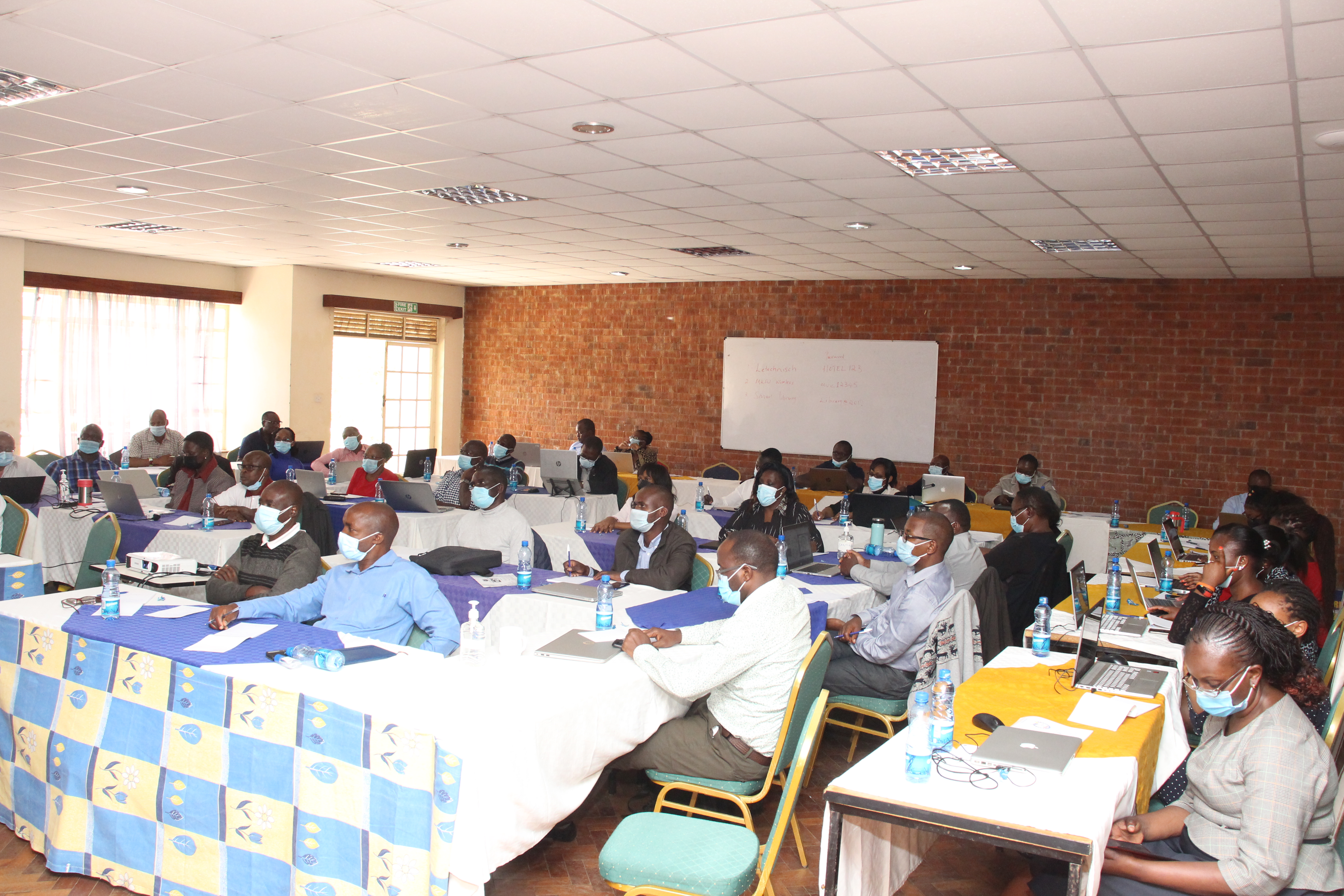 KeNIA holds second Technology Transfer and IP Commercialization training.