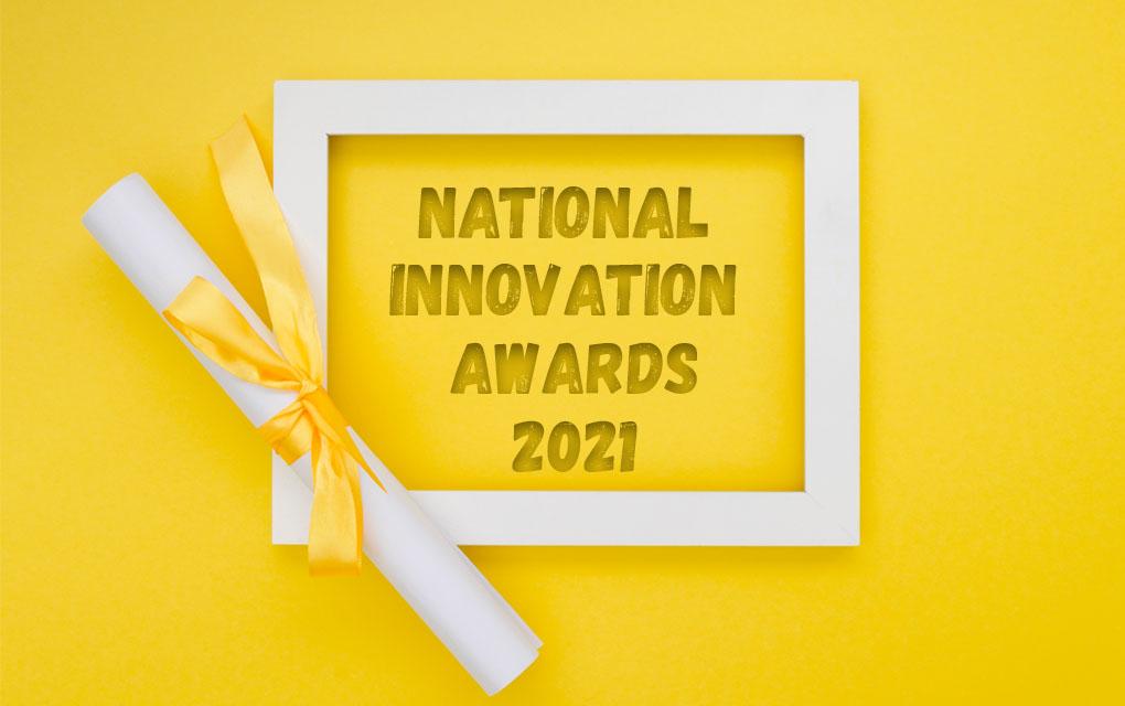 Four Innovations win the 2020/2021 National Innovation Award run by KeNIA