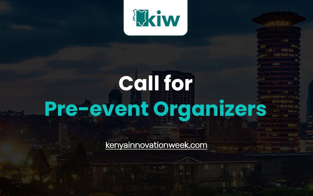 KIW calls for pre-events organizers